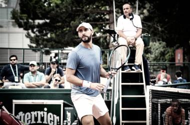 Semifinalista en dobles mixto. Foto vía: Gonzalezsanty.