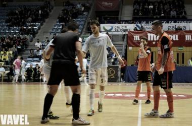 Burela FS Pescados Rubén no perdona en Liga y se venga de Santiago Futsal