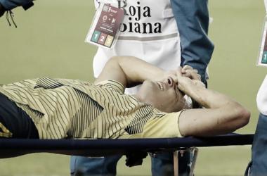 Santiago Arias, de baja por seis meses