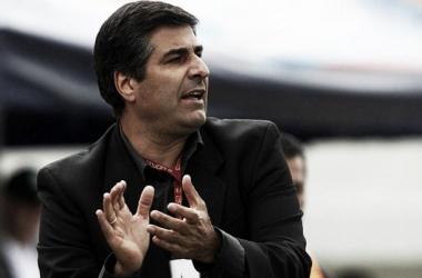 """Santiago Escobar: """"Para nosotros es un partido complejo, por la situación del Chicó"""""""