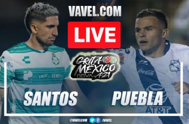 Santos vs Puebla: Live Stream, Score Updates and How to Watch Liga MX Match