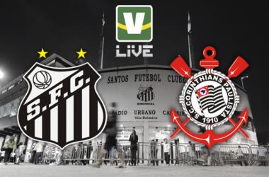 Santos x Corinthians, Campeonato Paulista