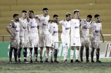 Pela classificação para as oitavas, Santos e Figueirense se enfrentam na Copa São Paulo