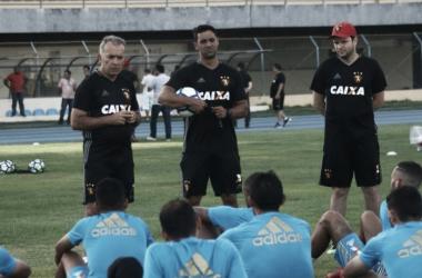 Sem contar com André, Sport estreia na Copa do Brasil diante do Santos-AP
