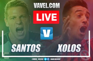 Goals and Highlights: Santos Laguna 4-1 Xolos, 2019 Liga MX