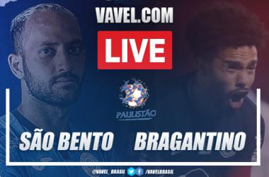 Gols e melhores momentos para São Bento 1 x 2 RB Bragantino pelo Campeonato Paulista