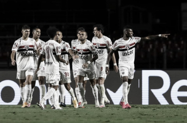 Com dois gols de Pablo, São Paulo se despede da Libertadores com goleada sobre Binacional