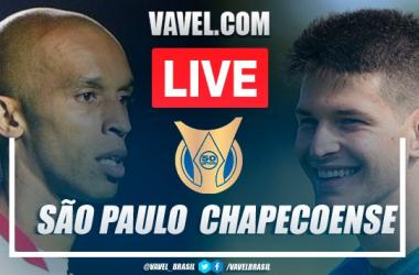 Gols e melhores momentos de São Paulo 1x1 Chapecoense pelo Campeonato Brasileiro 2021