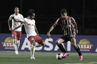 Gol e melhores momentos de RB Bragantino 1 x 0 São Paulo pelo Campeonato Brasileiro