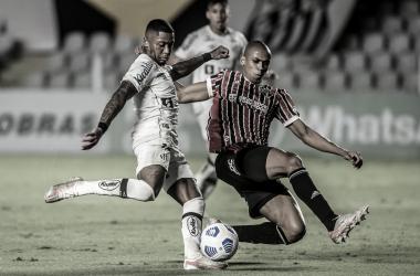 Gols e melhores momentos para São Paulo 1x1 Santos pelo Campeonato Brasileiro