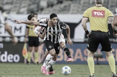 Melhores Momentos de São Paulo x Atlético-MG (0-0)