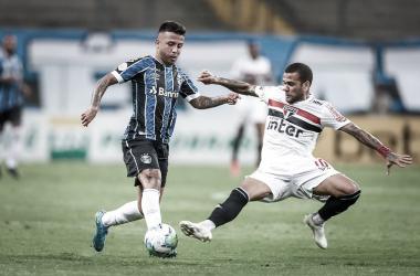 Gols e melhores momentos São Paulo x Grêmio pelo Campeonato Brasileiro 2021 (2-1)