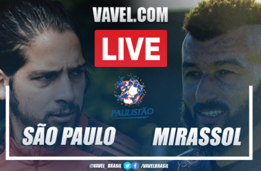 Gols e melhores momentos São Paulo x Mirassol pelo Campeonato Paulista (4-0)