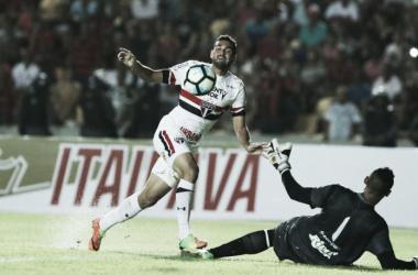 Agora o São Paulo enfrentará o PSTC -PR na próxima fase. (Foto: Divulgação/ São Paulo FC)