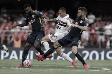 """<p class=""""MsoNormal"""" align=""""center"""" style=""""text-align:center""""><i>Foto: Rubens Chiri / São Paulo FC<o:p></o:p></i></p>"""