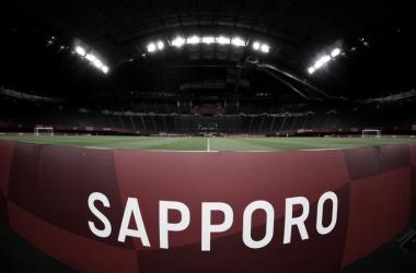 Gol e melhores momentos de Japão x Grã-Bretanha (0-1)