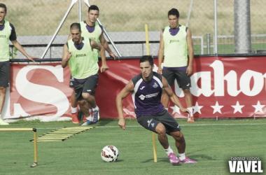 """Pablo Sarabia: """"Hay que aprender de los errores ante el Celta"""""""