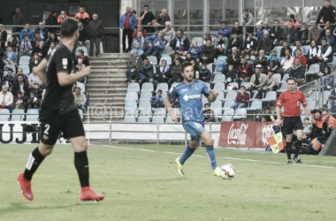 Getafe - Levante: puntuaciones del Getafe, jornada 33 de Liga BBVA