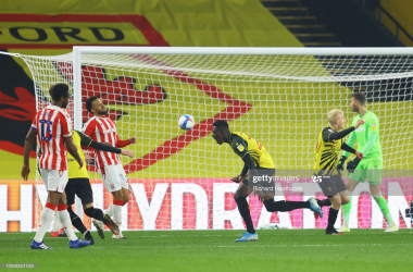 Watford 3-2 Stoke City: Hornets clinch close contest