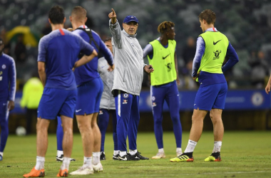 Chelsea, buone indicazioni per Sarri - Foto Chelsea FC