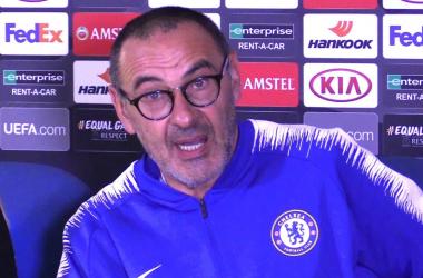 """Sarri: """"Loftus-Cheek es más adecuado para mi fútbol"""""""