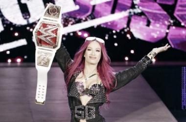 Good news regarding Sasha Banks' injury