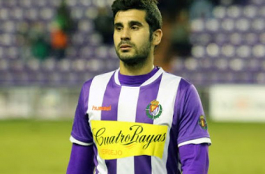 Sastre no jugará más con el Real Valladolid. (Imagen: Real Valladolid).