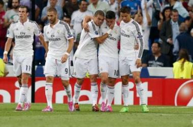 Real Madrid - Basilea: puntuaciones del Real Madrid, primera jornada de la UEFA Champions League