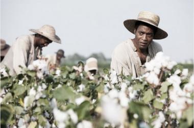 Chiwetel Ejiofor como el esclavo Solomon. (Foto (sin efecto): sensacine).