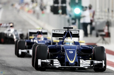 Sauber are in desperate need of improvement. | Photo: XPB