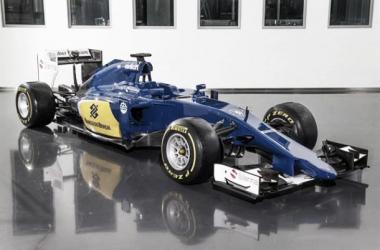 O modelo C34 será guiado pelo brasileiro Felipe Nasr e pelo sueco Marcus Ericsson (foto: Sauber)