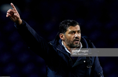 Sergio Conceicao is overseeing quite the revolution at Porto | Photo: Getty