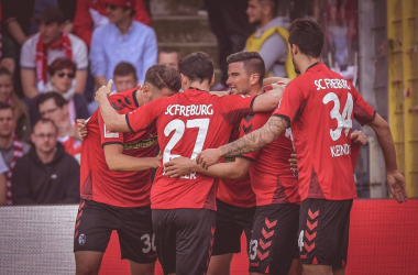 SC Freiburg 3-2 1.FC Koeln - SC Freiburg official Twitter