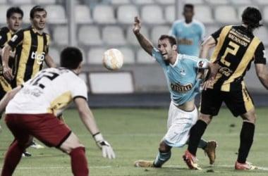 Sporting Cristal fue cayendo de a pocos las últimas fechas. / Foto: www.rpp.pe