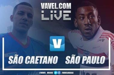 Resultado e gols de São Caetano x São Paulo pelo Campeonato Paulista 2019 (1-1)