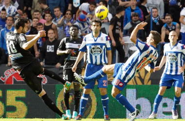 Resultado Levante - Deportivo Liga 2013/14 (0-4)