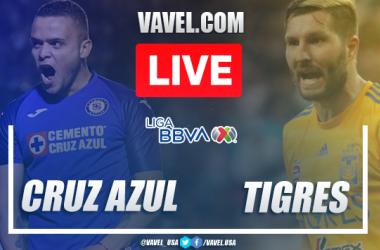 Highlights and goals: Cruz Azul 2-1 Tigres, 2020 Liga MX
