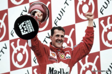 """Schumacher is """"fighting for his life"""""""