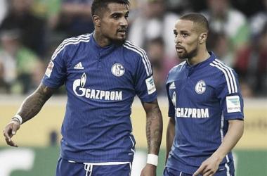 Boateng y Sam, despedidos del Schalke
