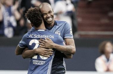 Bundesliga - Pari tra Hertha e Werder, lo Schalke stende lo Stoccarda
