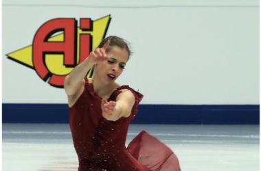 PyeongChang 2018, Team Event pattinaggio di figura: Carolina Kostner quarta nel libero, podio più lontano per l'Italia -foto: Own work, author Luu -CC-BY-SA-4.0via Wikimedia Commons