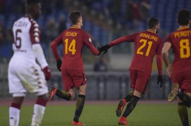 Coppa Italia - La Roma sbatte su Milinkovic-Savic, il Torino la punisce con De Silvestri ed Edera