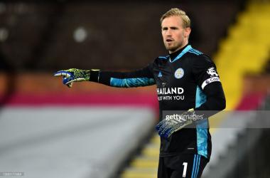Kasper Schmeichel: An unsung hero for Leicester City