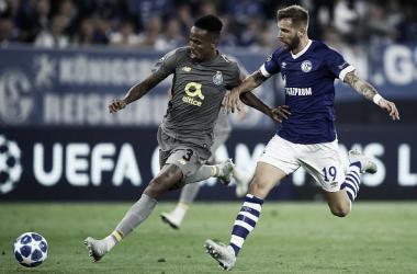 Em jogo truncado, Schalke 04 e Porto ficam no empate na estreia da Champions League