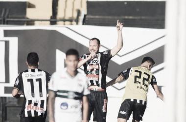 Gol e Melhores momentos de Operário-PR 1 x 0 Coritiba