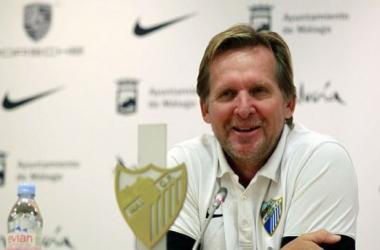 """Bernd Schuster: """"Mañana jugamos en casa y se tiene que notar"""""""