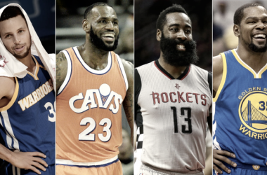 Buckle up basketball fans, this season is going to be a good one. Image Credit: NBA.com