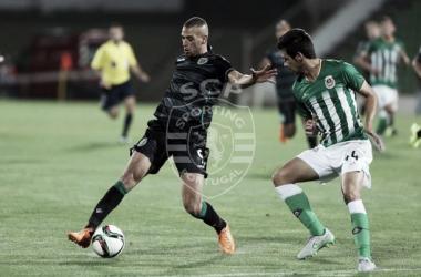 Foto: Facebook Sporting Clube de Portugal / César Santos