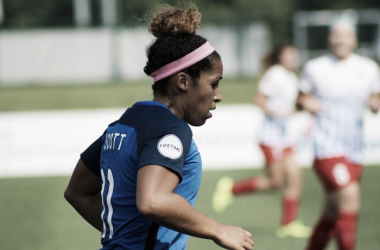 Utah Royals FC gain another commitment, adding midfielder Desiree Scott | Source: Cindy Lara - VAVEL USA