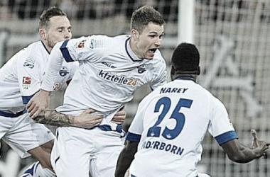FC St. Pauli 3-4 SC Paderborn 07: Helenius the hero as Paderborn pip Pauli to three vital points